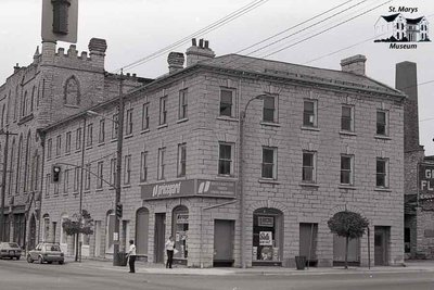 6 Water St. S., 1980s