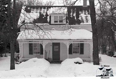 196 Widder St. E., 1980s