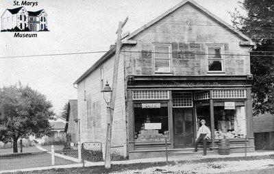 C.M. Webb Store