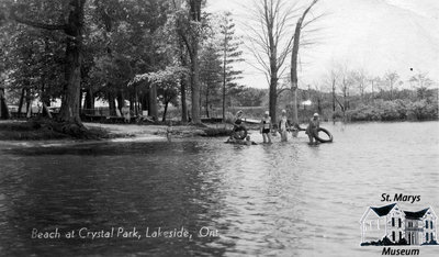 Crystal Park, Lakeside