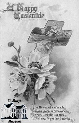 Eastertide Postcard