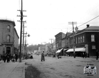 Main Street, September 1919