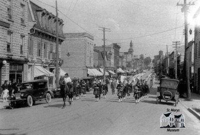 St. Marys Fair Parade