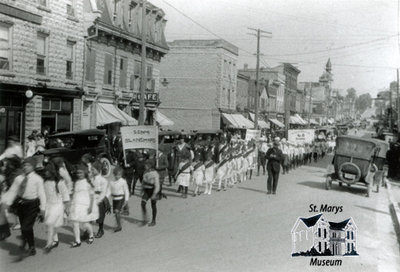 St. Marys School Parade, Fair Day
