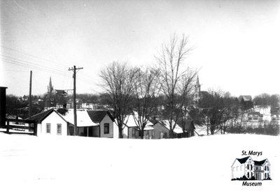 Street at Winter