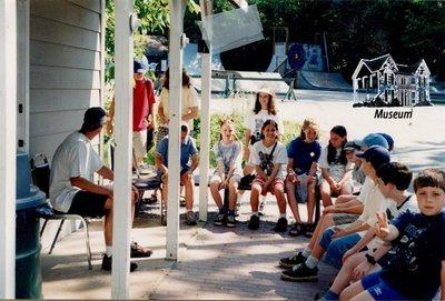 Arthur Meighen Public School Students on a School Trip