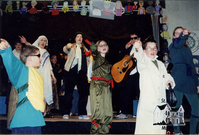 Arthur Meighen Public School Operetta, 2000