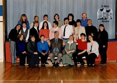 Arthur Meighen Public School Staff