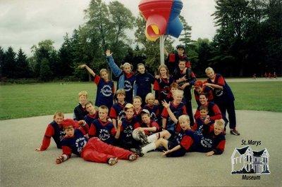 Arthur Meighen Public School Soccer Team