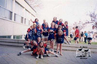 Arthur Meighen Public School Sports Team