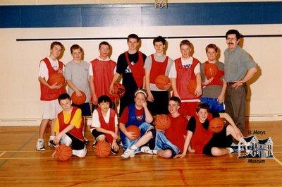Arthur Meighen Public School Intermediate Boys Basketball