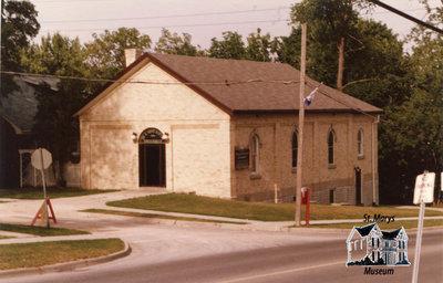 St. Marys Baptist Tabernacle