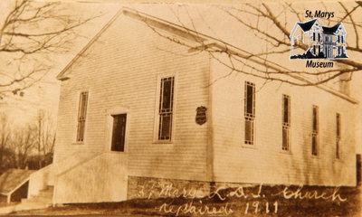 St. Marys Latter Day Saints Church