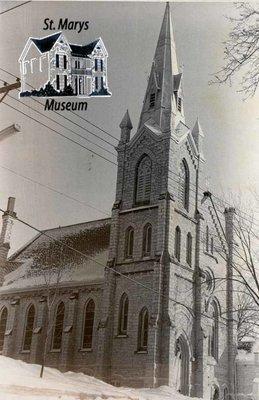 St. Marys Presbyterian Church