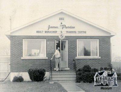 James Purdue Adult Workshop & Training Centre