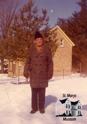 After a Big Snowstorm, 1975