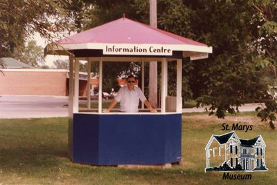 Information Centre on Parkview Drive