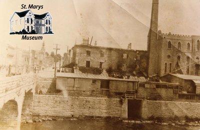 Wolverton Flour Mill