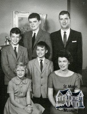 Dorothy and John Wilson Eedy's Family