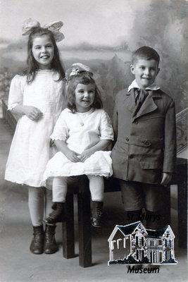 Elizabeth, Alice, and John Eedy