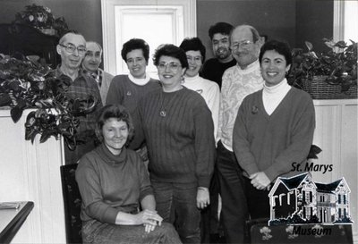 Journal Argus Staff, Early 80s