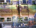 St. Marys Mural on Friendship Centre Building