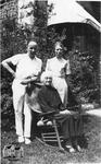 Family Photograph Outside