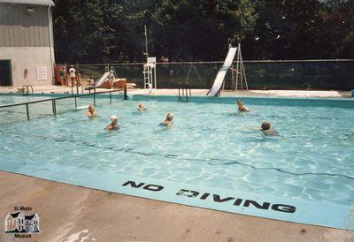 Cadzow Pool Friendship Centre Swim