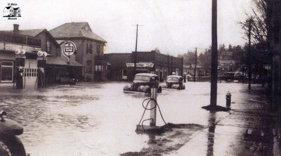 Wellington Street North Flood