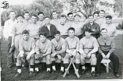 St. Marys Baseball Team