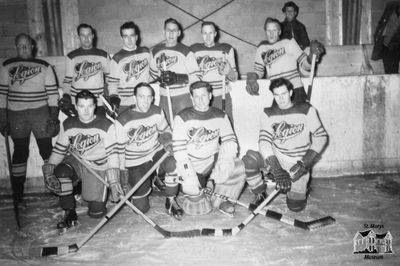 Legion Hockey Team