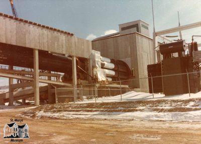 St. Marys Cement New Kiln