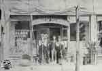 Fred W. Hutton's store, ca. 1900