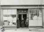 View of storefront located somewhere on Queen Street, ca. 1890