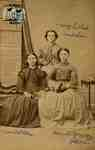 Hattie Cole, Mary Jane Cole and the mother of Harry Ellah