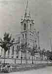 First Presbyterian Church, ca. 1890
