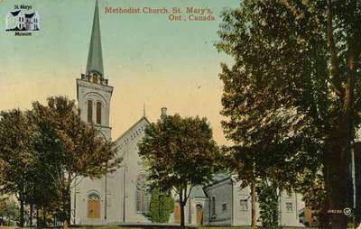 Methodist Church, St. Marys