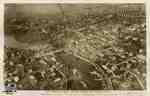 Aerial view of St. Marys, 1919