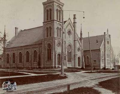 Methodist Church, ca. 1900