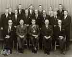 Perth County Council and Officials, 1964