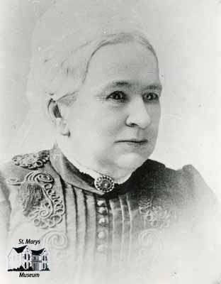 Fanny Lavinia (Starr) Rice