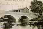 Church Street bridge, 1901