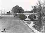 Church Street bridge looking from the west, 1984