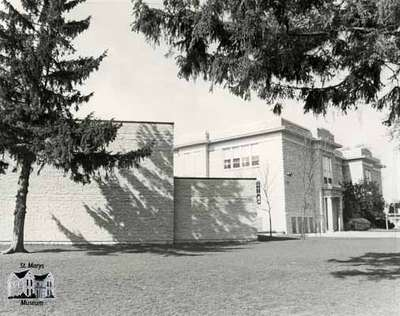 St. Marys Central school, 1984