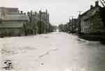 Flood, 1947 - view of Water Street
