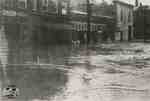 Flood, 1947 - Queen Street (south side)