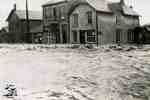 Flood, 1947 - view of Water Street South