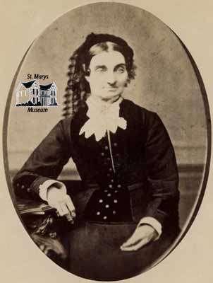 Sarah Dodge Bundy or ______ Dodge Williams