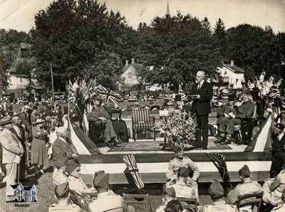 St. Marys Centennial Celebration, 1942