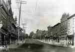 View of Queen Street, 1917